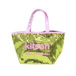 KITSON(キットソン) ミニスパンコール トートバッグ 3556 ゴールド/ピンクの詳細ページへ