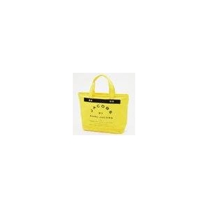 Marc By Marc Jacobs (マークバイマークジェイコブス)キャンバス トートバッグ 111126 YELLOW