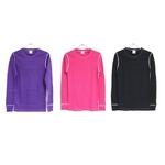 OUTDOOR PRODUCTS アウトドアプロダクツPADC101Z サーマルロングTシャツ3枚セットLサイズ