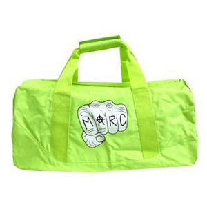 MARC BY MARC JACOBS(マークバイマークジェイコブス) Safety Green 197432 ダッフルバッグ ボストンバッグ