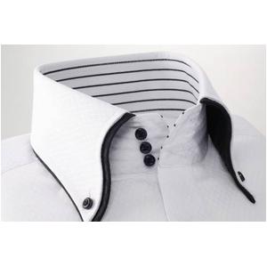 ドレスシャツ3枚組 抗菌・防臭加工ワイシャツ ホワイト 50220 サイズ 3L