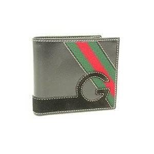 GUCCI(グッチ) 小銭入れ付き2つ折り財布 170402-CA0SR-1060
