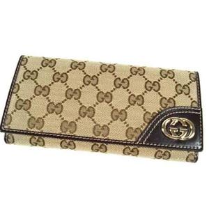 Gucci(グッチ) 181593 FCEKG 9643 ダブルホック 長財布