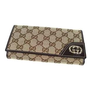 Gucci(グッチ) 181595 FCEKG 9643 3つ折り 長財布