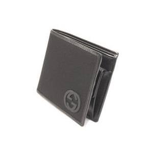 01Gucci|グッチ 小銭入れ付き 2つ折り財布|181682 F7AYX 1000