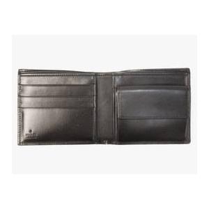02Gucci|グッチ 小銭入れ付き 2つ折り財布|181682 F7AYX 1000