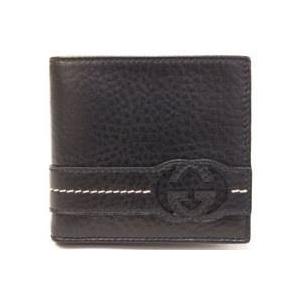 GUCCI(グッチ) 小銭入れ付き2つ折り財布 181688-ADI0N-1000
