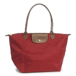 longchamp() ロンシャンLE PLIAGE1899 SAC SHOPPING RED トートバッグ