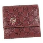 Gucci(グッチ) 190382 D4C1G 6206 Wホック財布