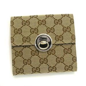 Gucci(グッチ) 203566 FTAJX 9769 Wホック財布