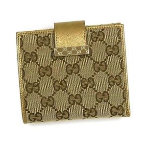 Gucci(グッチ) 212090 FFKTG 9774 Wホック財布