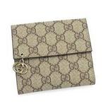 Gucci(グッチ) 212105 FN0AG 9768 Wホック財布