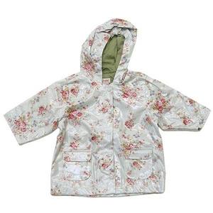 CATH KIDSTON(キャスキッドソン) 223447 kids rain macキッズ レインコート washed roses