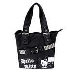 HELLO KITTY(ハローキティ) ハンドバッグ 3242 BK 日本限定販売