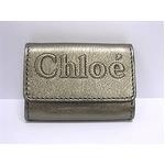 CHLOE(クロエ) 7AP664 7A735 090 ARGENT カードケース新品