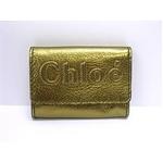 CHLOE(クロエ) 7AP664 7A735 091 OR カードケース新品