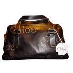 CHLOE(���?) 7AS848-7E462-001 NOIR �ѥåĥ��� �ܥ��ȥ�Хå�����