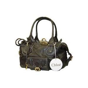 CHLOE(クロエ) 7ESA22-7E422-175 BRUN パディントン ハンドバッグ