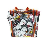 """LESPORTSAC(レスポートサック) Collection """"Artist in Residence Merjin Hos"""" Complusve Shopper 8751"""