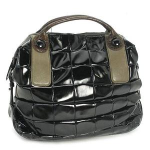 Francesco Biasia(フランチェスコ ビアジア) A81603 BKPOWER LADY ハンドバッグ