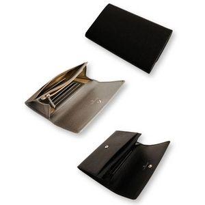 Chanel(シャネル) A33923 2つ折中財布 ブラック