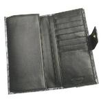 Gherardini(ゲラルディーニ) BS18 DBLSOFTY BASIC 03056 長札入れ財布