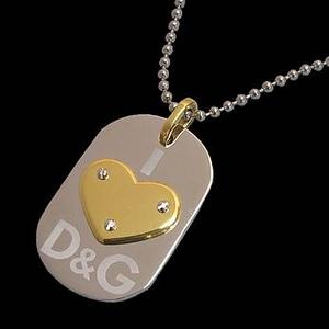 D&G(ディー&ジー) BS-DAG-A0001 DJ0636 ネックレス