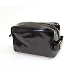 Dolce&Gabbana(ドルチェ&ガッバーナ) BT0679 A3041 8B956 エナメルバッグ(ポーチ) ブラック
