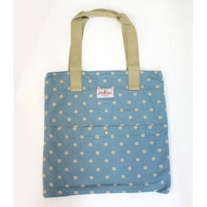 CATH KIDSTON(キャスキッドソン) washed tote spot トートコットンバック