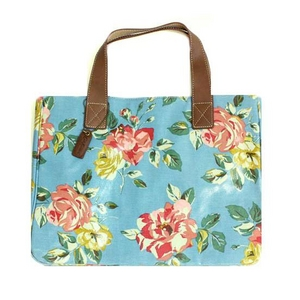 CATH KIDSTON(キャスキッドソン) stand up tote box floral トートバッグ