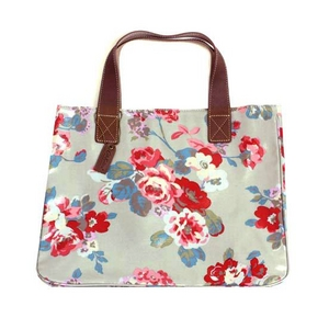 CATH KIDSTON(キャスキッドソン) stand up tote autumn flowers トートバック