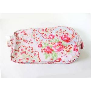 CATH KIDSTON(キャスキッドソン) cosmetic bag w/pocket paisley コスメポーチ
