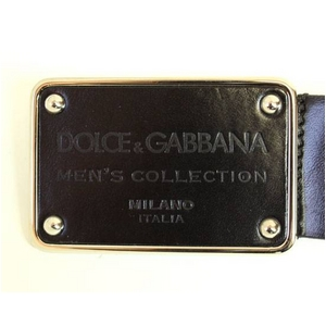 Dolce&Gabbana(ドルチェ&ガッバーナ) BC2138 A5909 80999 ベルト 90