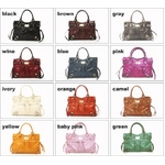 clear crea(クリアクレア) MINI EDITORS バッグ CBAG-065-91-09 baby pink