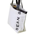 DEAN&DELUCA(ディーン&デルーカマーケット) トートバッグ 171395 コットンキャンバス Sサイズ