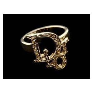 Christian Dior(クリスチャン ディオール) D82866 リング 11号【D82866】