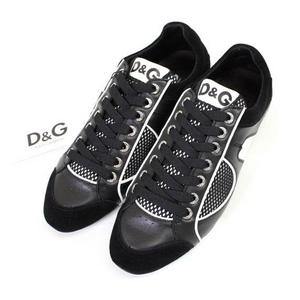 Dolce&Gabbana(ドルチェ&ガッバーナ) スニーカー DU0705-E4608-8B939 40.0(25.0〜25.5cm)