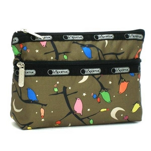 LESPORTSAC(レスポートサック) EVENING SONG7105 COSMETIC CLUTCH ポーチ