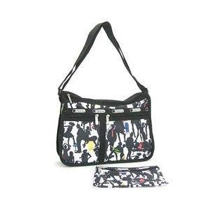 LESPORTSAC(レスポートサック) グルーピーズ7507 DELUXE EVERYDAY BAG ショルダーバッグ