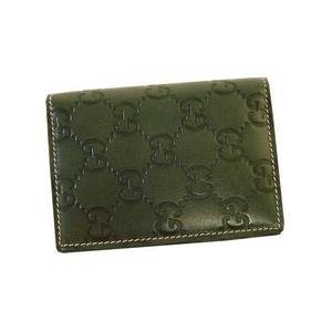 GUCCI(グッチ) 146230-A0V1R-1350 GG柄 2つ折りカードケース