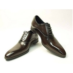 Falchi New York(ファルチ ニューヨーク) FN-007 BR 紳士靴 ビジネスシューズ ブラウン 27