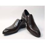 Falchi New York(ファルチ ニューヨーク) FN-010 BR 紳士靴 ビジネスシューズ ブラウン  ブラウン 27