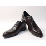 Falchi New York(ファルチ ニューヨーク) FN-011 BR 紳士靴 ビジネスシューズ ブラウン  ブラウン 26.5