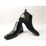 Falchi New York(ファルチ ニューヨーク) FN-012 BK 紳士靴 ビジネスシューズ ブラック  ブラック 27