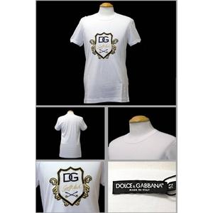 Dolce&Gabbana(ドルチェ&ガッバーナ) Tシャツ G8A08G-G7B95-W0800 52