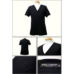 Dolce&Gabbana(ドルチェ&ガッバーナ) Tシャツ G8A18T-G7C52-N0000 44