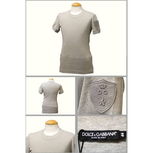 Dolce&Gabbana(ドルチェ&ガッバーナ) Tシャツ G8A40T-G7D14-N8607 50