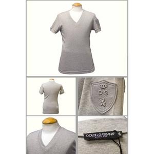 Dolce&Gabbana(ドルチェ&ガッバーナ) Tシャツ G8A41T-G7D14-N8607 44