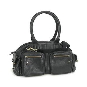 Nicola Ferri(ニコラフェリー) NEW NICOLAKOHMBO02 casual bag BK ショルダーバッグ