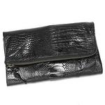 Nicola Ferri(ニコラフェリー) NEW NICOLAKOHMZZ02B casual wallet BK 長札入れ財布